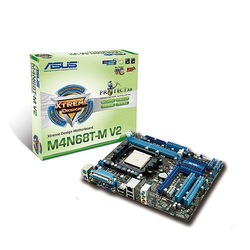 M4N68TMV2 Asus Motherboard issue