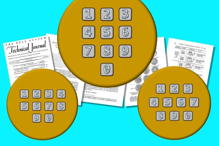 Telephone Keypad Design