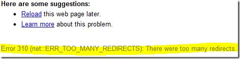 redirect