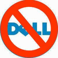 No Dell anymore